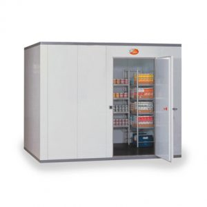 Cold Storage & Shelving Unit